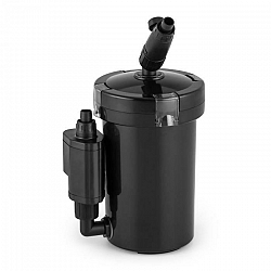 Waldbeck Clearflow 6UVL, vonkajší filter do akvária, 6 W, 4-itý filter, 400 l/h